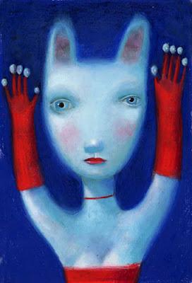 Illustrations by Nicoletta Cicolli Italian Artist