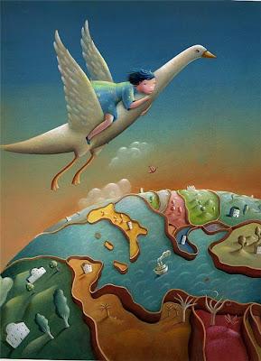 Illustration by Nicoletta Cicolli Italian Artist