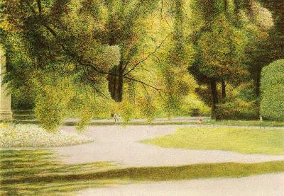 American artist Harold Altman's Lithography