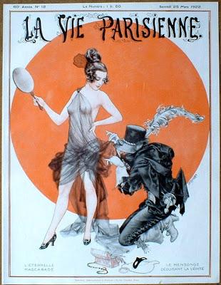 Illustration for La Vie Parisienne