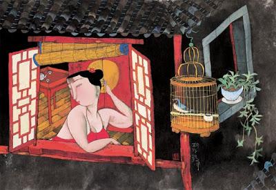 Paintings by Chinese Artist Hu Yongkai