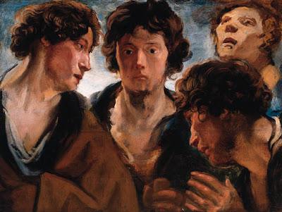 Baroque Painting by Flemish Artist Jacob Jordaens