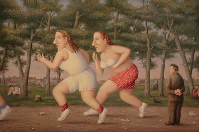 Oil Painting by Russian Artist Vladimir Lubarov