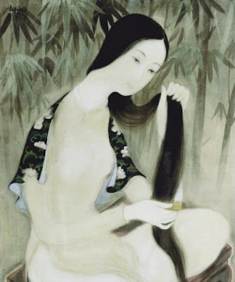 Women in Painting by Le Pho Vietnamese Artist