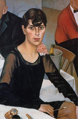 Painting by Christian Schad German Artist