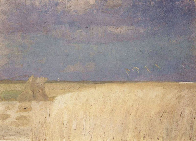 Landscape Paintings by Anna Ancher Danish Impressionist Artist