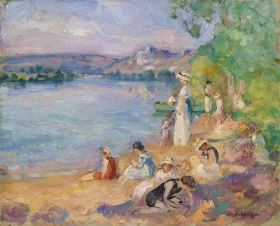 Oil Paintings by Henri Lebasque French Artist
