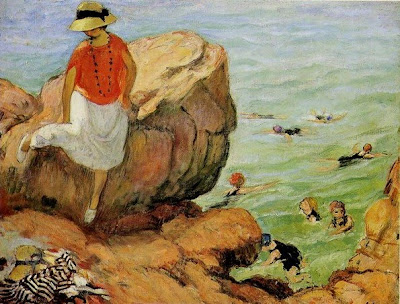 Painting by Henri Lebasque French Artist