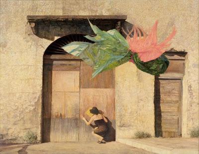 Paintings by Canadian Artist Jacques Leveillé