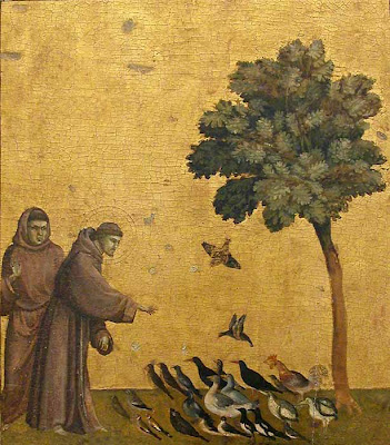St. Francis of Assisi Receiving the Stigmata by Giotto