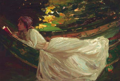 Oil Painting by Sir John Lavery