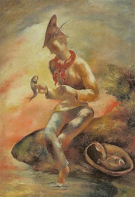 Paintings by Polish Artist Eugeniusz Zak