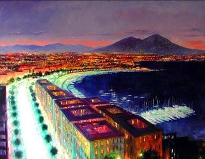 Painting by German Artist Uwe Herbst