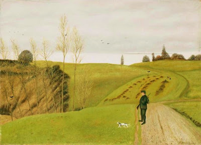 Paintings by Swiss Naive Artist Adolf Dietrich