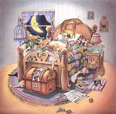 Illustration by Gary Patterson American Artist