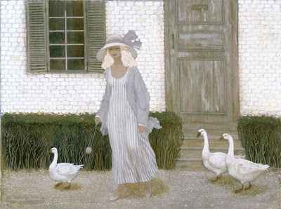 Oil Painting by Russian Artist Valeria Kotsareva