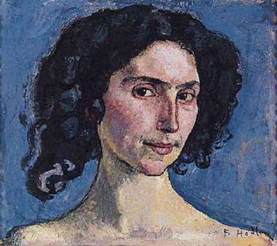 Paintings by Swiss Art Nouveau Artist Ferdinand Hodler