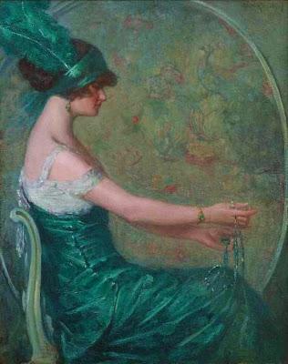 Oil Paintings by American Artist Albert  Rosenthal