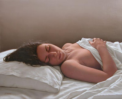 Figurative Painting by Spanish Artist Antonio Cazorla