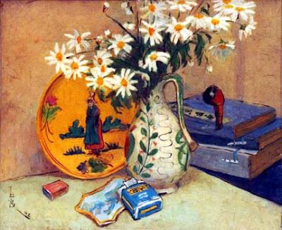 Still Life Painting by Chinese Modern Artist Pan Yuliang