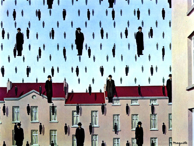 René Magritte Belgian Surrealist artist, Modern art, oil painting, Surrealism in Art