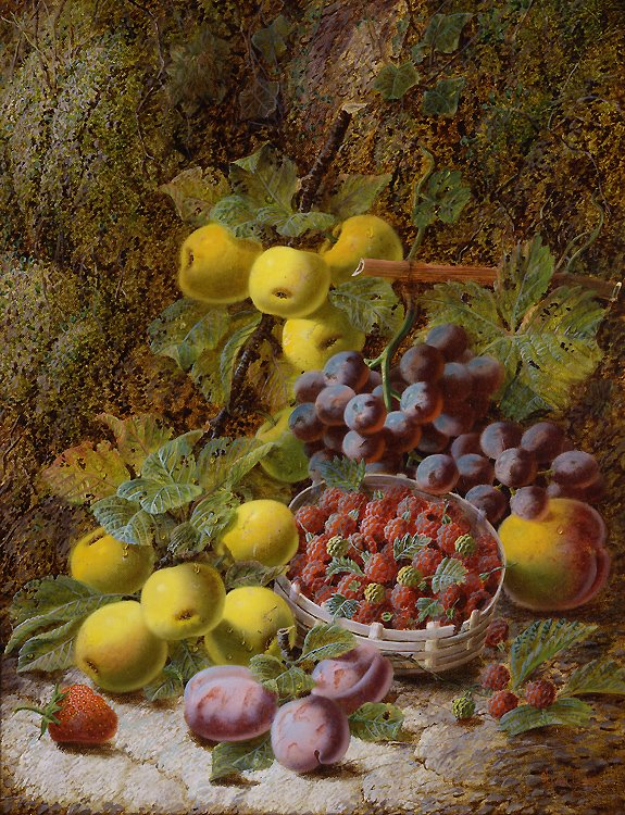 Still Life Painting by Oliver Clare