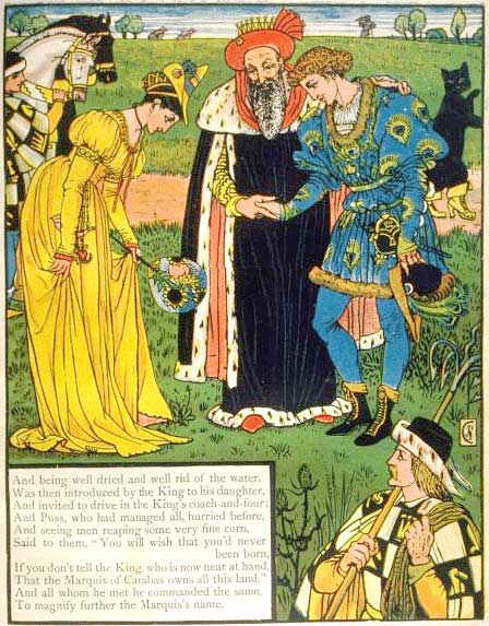Illustration by Walter Crane Victorian Artist