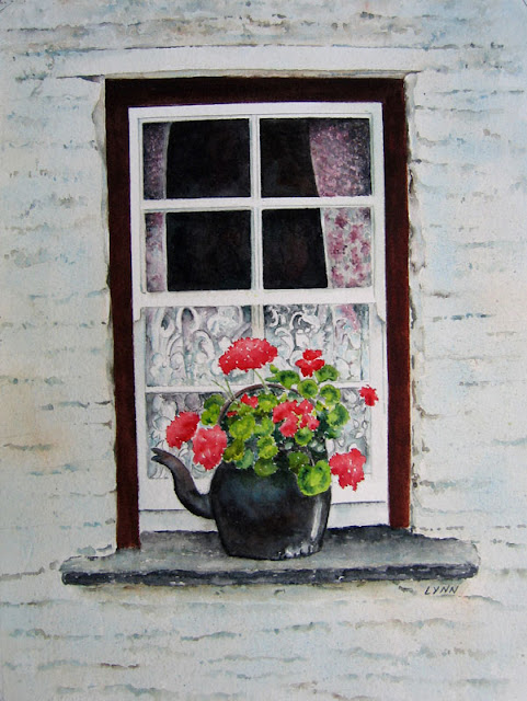 Pastels and Watercolors by Linn Miller