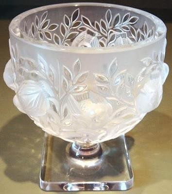 Art of Rene Lalique French Designer Vases