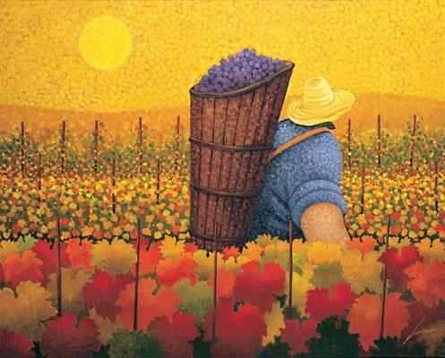 Lowell Herrero art, graphics, prints, contemporary artists