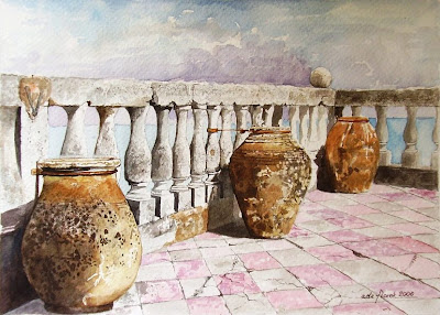Paintings by Polish Artist Ada Florek
