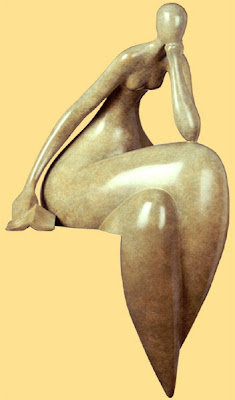 Works of French Sculptor Marie-Madeleine Gautier