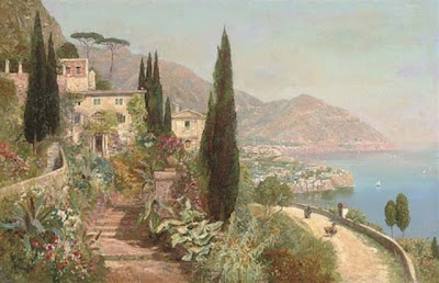 Alois Arnegger. Villas on Amalfi Coast