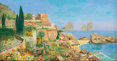 Alois Arnegger. The Italian Coast