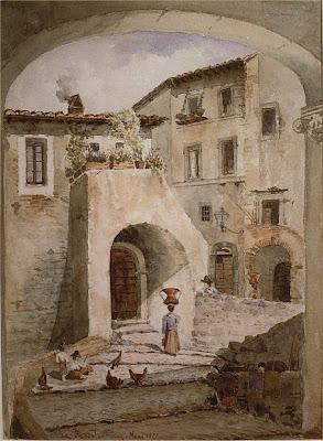 Ettore Roesler Franz. Albani