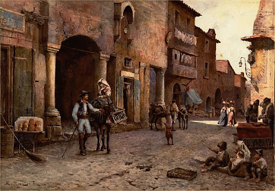 Ettore Roesler Franz. Tivoli