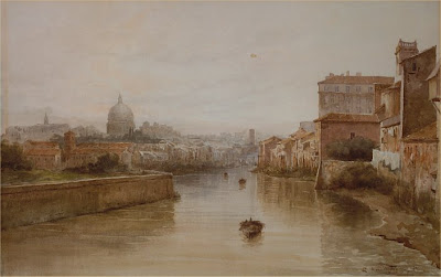 Ettore Roesler Franz. Ponte Sisto
