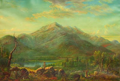 Edmund Darch Lewis's Oil Painting