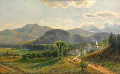 Edmund Darch Lewis, American Landscape Artist