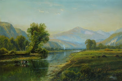 Edmund Darch Lewis' paintings