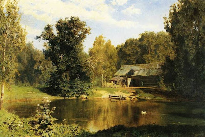 Vasily Polenov's Art