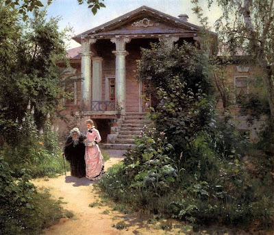 Vasily Polenov's Painting
