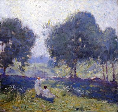 American Impressionist Robert Reid