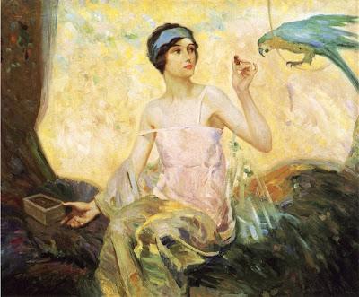 Oil Paintings by Robert Reid