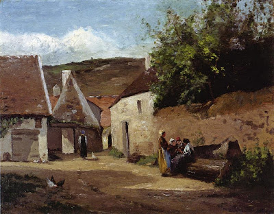 Oil Paintings by Camille Pissarro