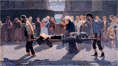 Giuseppe Pellizza da Volpedo. Italian Painter