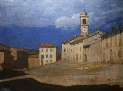 Artwork by Giuseppe Pellizza da Volpedo