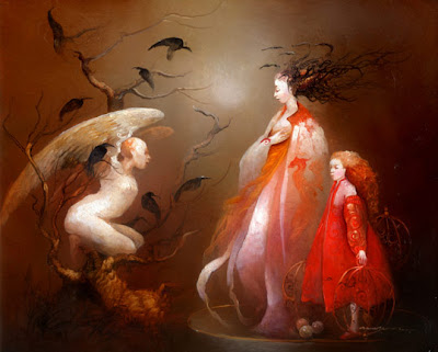 Anne Bachelier's Oil Paintings