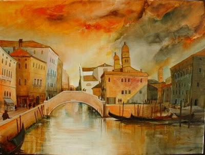 Jean-Claude Campana. Venice