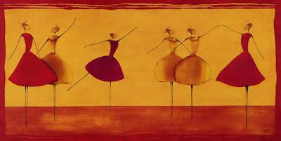 Thierry Ona. Ballet